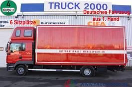 bakwagen vrachtwagen MAN TGL 12 Möbelkoffer 6-Sitze MBB LBW 1 to 1.Hd 2008