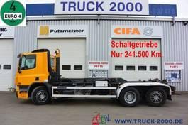 containersysteem vrachtwagen DAF CF 75 Hyvalift 20-60-S Schalter Standheizung 2008