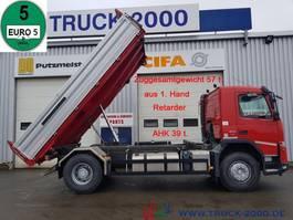 kipper vrachtwagen > 7.5 t Volvo FMX 500 EEV 3 S.-Kipper AHK 39t. Retarder 1.Hand 2013
