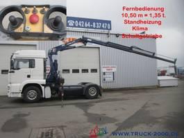 kraanwagen MAN TGA 18 Tirre Euro 171 Kran FB Schaltgetriebe 2001