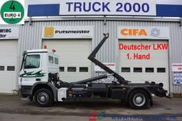 containersysteem vrachtwagen Mercedes-Benz Actros 1841 Meiller RK 20.65 1. Hand Scheckheft 2005