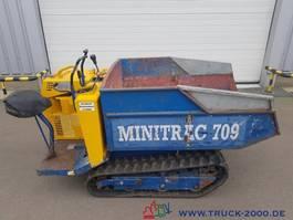 overige bouwmachine Andere Maveco Minitrac Ketten Dumper Kipper 600 kg NL 1998