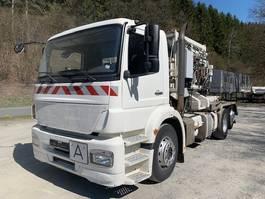 vuilkar camion Mercedes-Benz 2629 Axor ** Fahrgestell/Lift&Lenkachse/Klima ** 2008