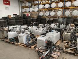 Hydraulisch systeem vrachtwagen onderdeel Hyva Hydrauliksystem / 1 Kreis / 2 Kreis