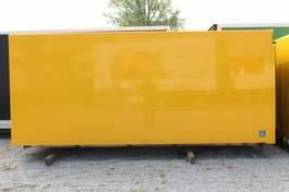 gesloten bestelwagen andere Hess Kofferaufbau+LBW 2016