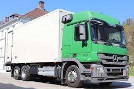 koelwagen vrachtwagen Mercedes-Benz Actros 2544 Euro5 LBW MP3 Retarder 2010