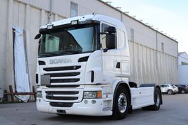 overige vrachtwagens Scania G 440 Euro6 Retarder ADR 2012