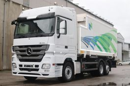 wissellaadbaksysteem vrachtwagen Mercedes-Benz Actros 2541 6x2 E5 Kühlkoffer Bi Temp LBW 2010