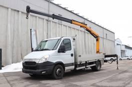 overige bedrijfswagens Iveco Daily 70C17 Kran PM6522P BJ 2013 Funk 2012