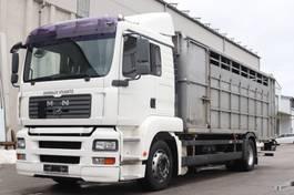 veewagen vrachtwagen MAN TGA 18 E4 4x2 manuell Retarder 2005