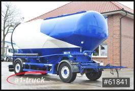 overige vrachtwagen aanhangers Feldbinder 11/2021 Heitling, Silo 3 Kammer, 31m³ Futter Feed 2013