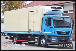 koelwagen vrachtwagen MAN TGM 18 07/2021 , LBW TK 1000 Spectrum 2014