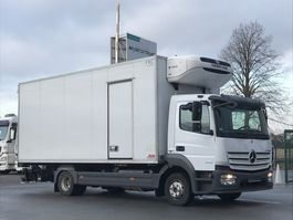 koelwagen vrachtwagen Mercedes-Benz Atego 1223 11.2020 L NR Kühlkoffer Thermoking T 600 R - EU 6 2014