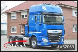 standaard trekker DAF XF 04/2021 SSC 6x4 Intarder 80.000 kg, 2015