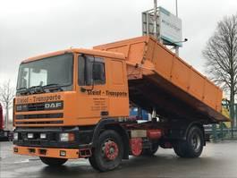 kipper vrachtwagen > 7.5 t DAF AE 360 ATI Kipper 3 Seiten Kempf-Kipper, Bordmatik 1991