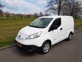 gesloten bestelwagen Nissan eNV200 / 100% Elektrisch 2016