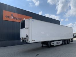 koel-vries oplegger Chereau TOP, Carrier Vector 1550, FRC:09-2023, SAF +Intradisc 2011