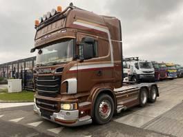 standaard trekker Scania R560 V8 6X4 + RETARDER + SPECIAL INTERIOR 2013