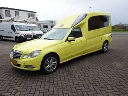 ambulance bedrijfswagen Mercedes-Benz E250 2013