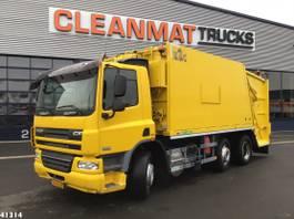vuilkar camion DAF CF 250 FAG 75 2010