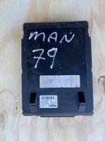 Elektra vrachtwagen onderdeel MAN KONTROL BOKS / ECU (P/N: 81.25806-7079) 2013