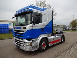 standaard trekker Scania 2x R450 EURO 6 - RETARDER - 2X TANK - TUV 07/2021 2015