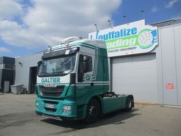standaard trekker Iveco Stralis 500 EURO6 - Retarder - fridge - roof airco - full option 2014