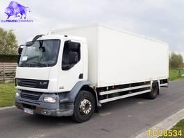 bakwagen vrachtwagen DAF LF 55 Euro 4 2008