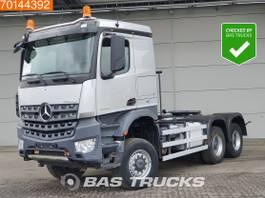 standaard trekker Mercedes-Benz Arocs 3345 6X6 Combi-Tipper Big-Axle Hydraulik Steel Suspension 2016