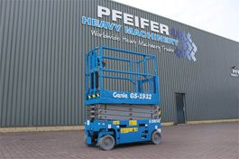 schaarhoogwerker wiel Genie GS1932 New And Available Directly From Stock, E-dr 2021