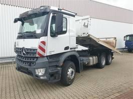 kipper vrachtwagen > 7.5 t Mercedes-Benz Arocs 2643 LK 6x4 Arocs 2643 LK 6x4 mit Bordmatik links 2018