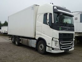 koelwagen vrachtwagen Volvo FH 460 Globetrotter Rohrbahn , Meat , Schmitz 2015