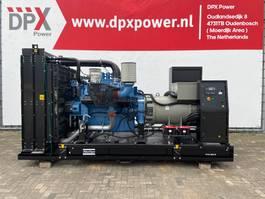 generator Atlas Copco DTA 880 - MTU - 880 kVA Generator - DPX-19419-2 2016