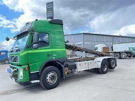 containersysteem vrachtwagen Volvo FM 460 D13-FM62RB-A8 TA-STEER-6X2/460+137 2009