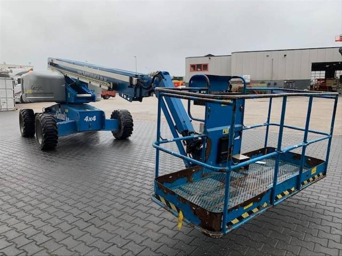 telescoophoogwerker wiel Genie S 65 2014