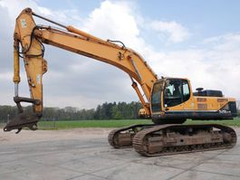 rupsgraafmachine Hyundai R520LC-9 - Excellent Condition / CE 2011