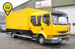 bakwagen vrachtwagen Renault Midlum 220 .CREW-CAB.EURO4 2008