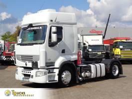 standaard trekker Renault Premium 430 DXI + Retarder + Euro 5 + ADR+PTO 2011