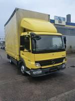 overige bedrijfswagens Mercedes-Benz Atego 818 Palfinger PC3300 Kran Pr/PL Euro 5 2009
