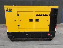 generator Doosan G 40 2015
