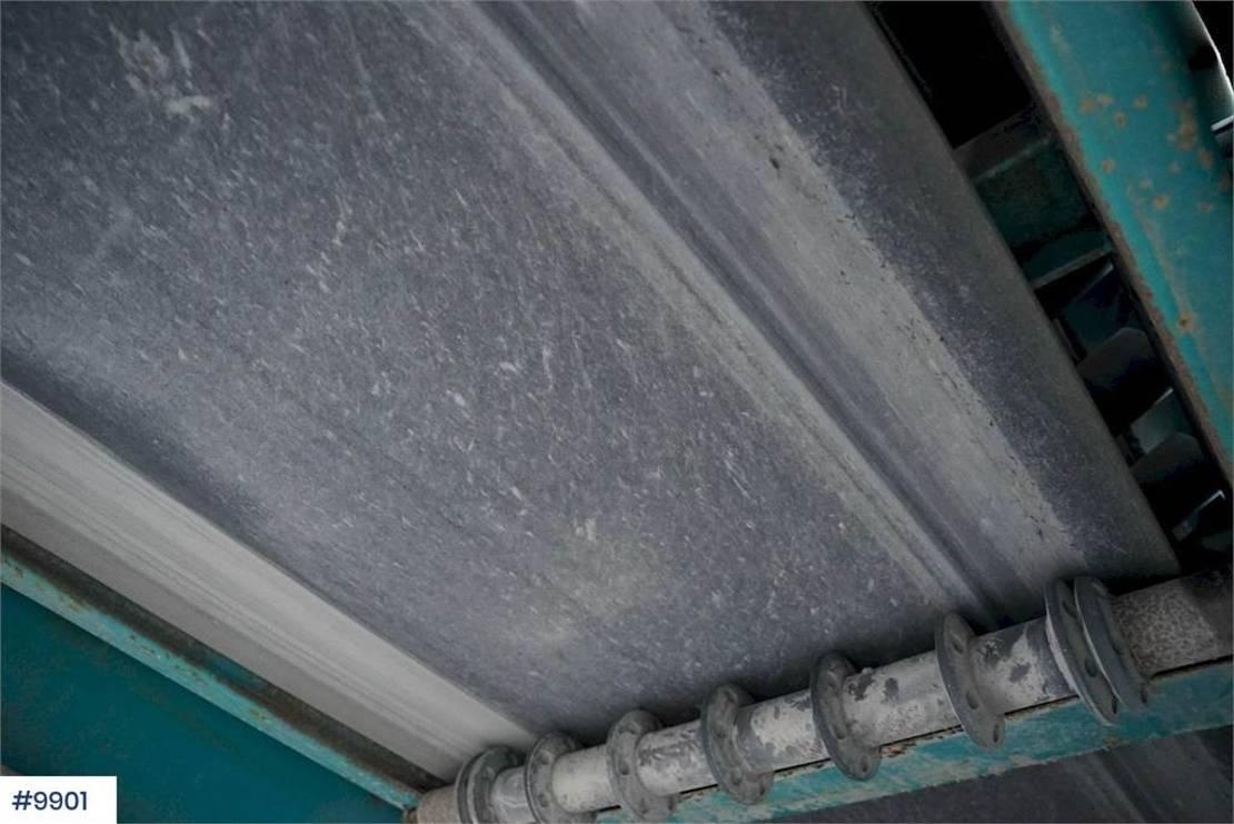 zeefinstallatie Powerscreen Turbo Chieftain 1400 screen 2005