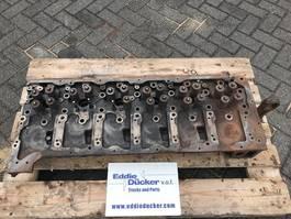 Motordeel vrachtwagen onderdeel Volvo RENAULT 21379389 CILINDERKOP (BRANDSCHADE)