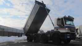 kipper vrachtwagen > 7.5 t Iveco Trakker 410 AD410T41-WSHS 8X4 MANUAL 2008