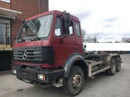 vuilkar camion Mercedes-Benz 2534 6x4 1995