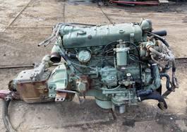 Motor vrachtwagen onderdeel Mercedes-Benz OM 352 A