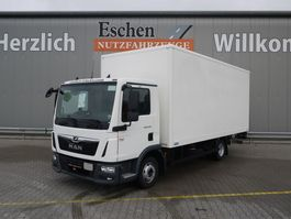 bakwagen vrachtwagen MAN TGL 8.190  2018