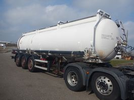 tankoplegger Gofa Tank trailer til saltsyre 2002