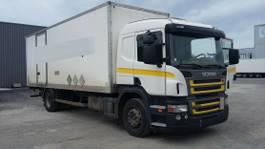 bakwagen vrachtwagen Scania P270 2005