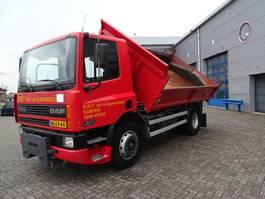 kipper vrachtwagen > 7.5 t DAF CF 75 / 4X2 / TIPPER / MANUAL / EURO-2 / 1998 1998
