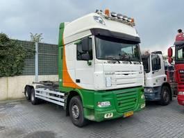 containersysteem vrachtwagen DAF XF 105 - 410 EURO 5 2006